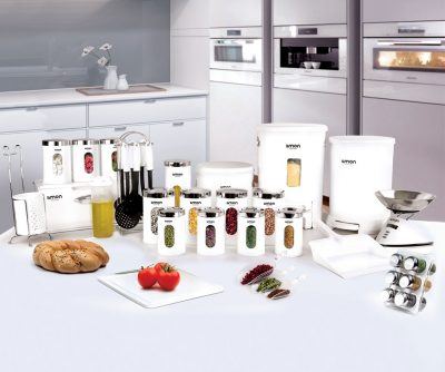 سرویس آشپزخانه 37 پارچه گرد لیمون